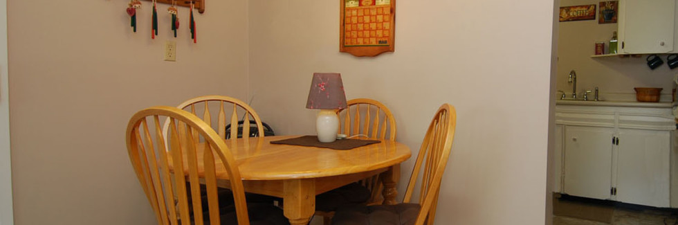 Dining Room at Sanford Manor Apartments