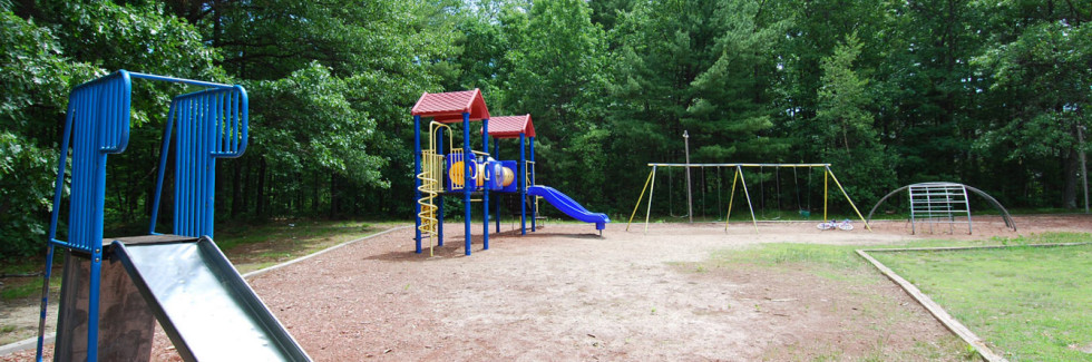 Playground at Sanford Manor Apartments