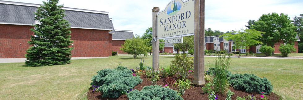 Sanford Manor Apartments – Sanford ME